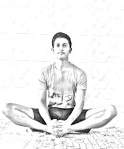 Baddha Konasana-The Butterfly Pose